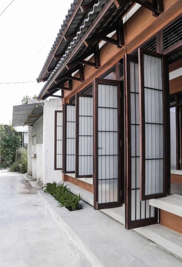 Ngôi nhà thiết kế theo phong cách Nhật nổi bật trên báo ngoại - 2