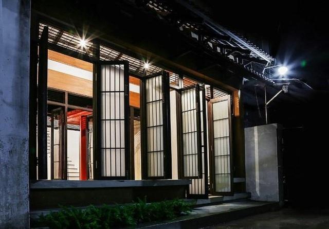 Ngôi nhà thiết kế theo phong cách Nhật nổi bật trên báo ngoại - 3