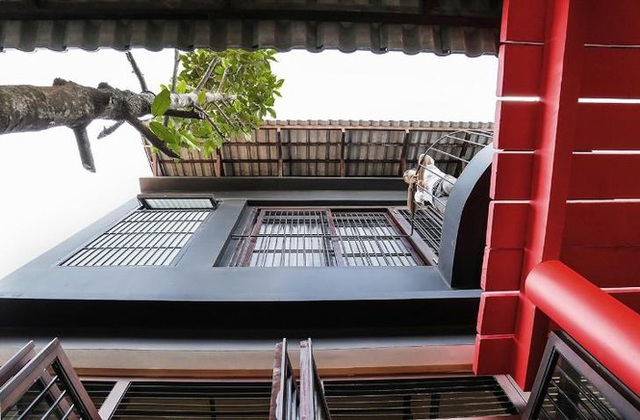 Ngôi nhà thiết kế theo phong cách Nhật nổi bật trên báo ngoại - 6