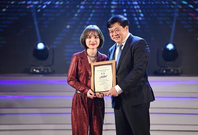 """Nguyễn Ngọc Anh giành giải nhất """"Giọng hát hay tiếng Hàn Quốc - VOV 2019"""" - 3"""