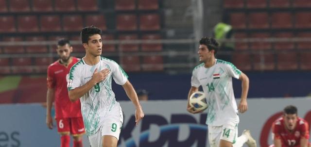 U23 Bahrain 2-2 U23 Iraq: Kịch tính chia điểm ở phút bù giờ - 1