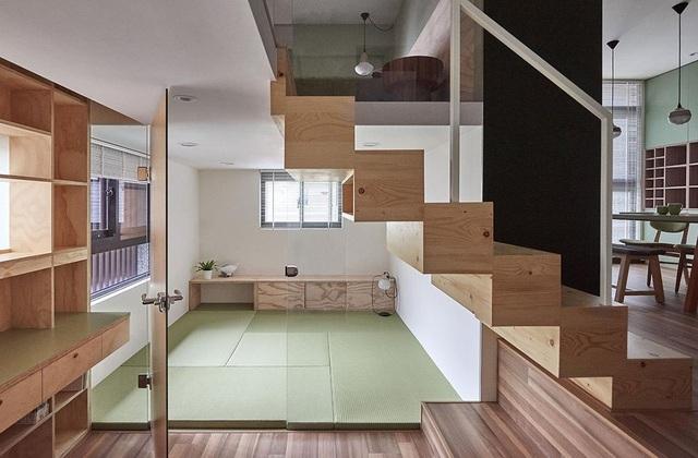 Ngỡ ngàng với căn nhà vỏn vẹn 40m2, chủ nhà làm mẹo nhỏ này khiến diện tích tăng gấp đôi - 4