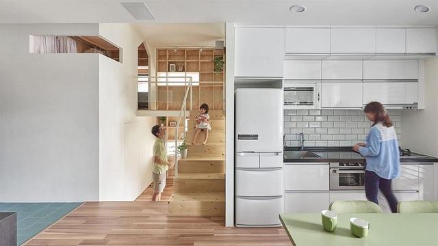 Ngỡ ngàng với căn nhà vỏn vẹn 40m2, chủ nhà làm mẹo nhỏ này khiến diện tích tăng gấp đôi - 5