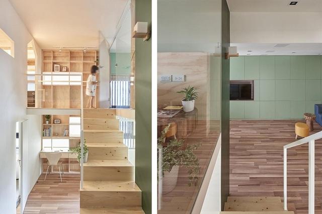 Ngỡ ngàng với căn nhà vỏn vẹn 40m2, chủ nhà làm mẹo nhỏ này khiến diện tích tăng gấp đôi - 9