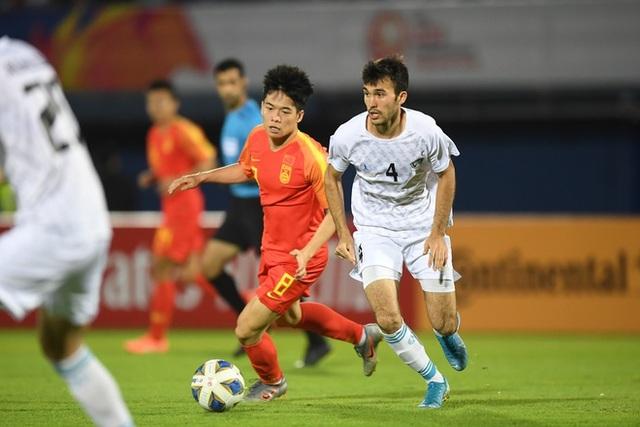 U23 Uzbekistan 2-0 U23 Trung Quốc: Chiến thắng dễ dàng - 2
