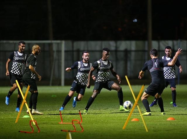 U23 Jordan cảnh giác cao độ với giới truyền thông Việt Nam - 5