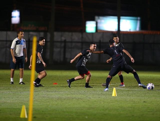 U23 Jordan cảnh giác cao độ với giới truyền thông Việt Nam - 2