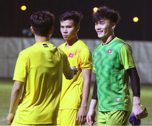 HLV Park Hang Seo gặp riêng Quang Hải trước trận gặp U23 Jordan - 12