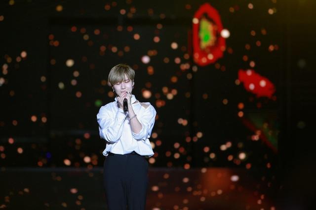 Ngắm lại màn trình diễn khiến fan phát cuồng của EXO-SC, Taemin - 20