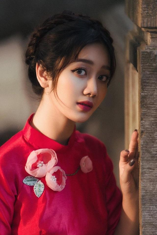 """""""Thiên thần ảnh thẻ"""" Lào Cai xinh xắn ngóng Xuân sang - 6"""