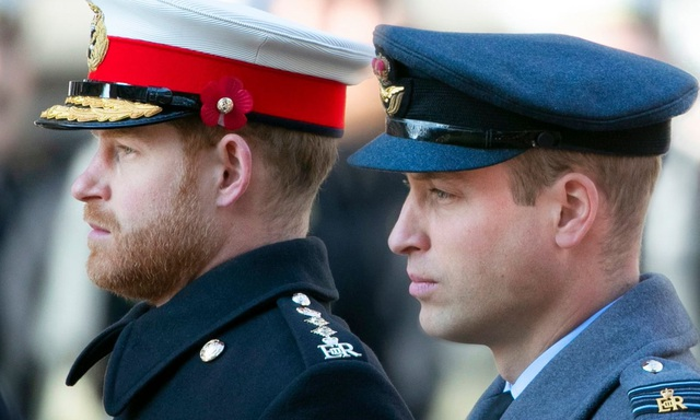 Hoàng tử William lên tiếng về quyết định sốc của em trai - 1
