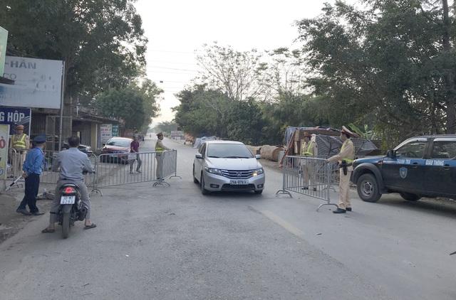 Bí thư xã Đồng Tâm: Cuộc sống của người dân thôn Hoành trở lại bình thường - 1