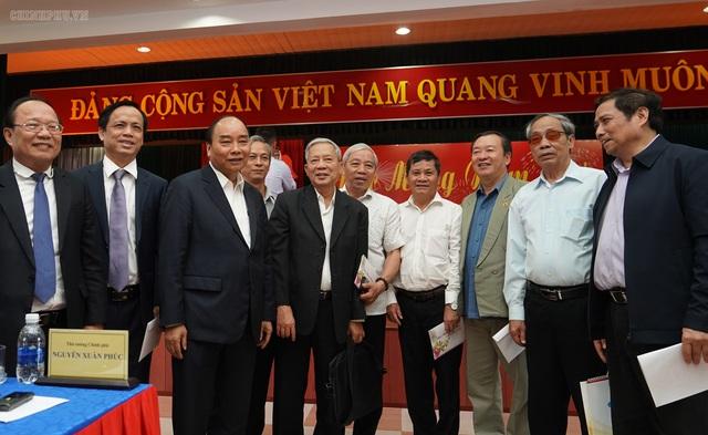 Thủ tướng trao đổi về vụ Đồng Tâm với các nguyên lãnh đạo Trung ương - 2