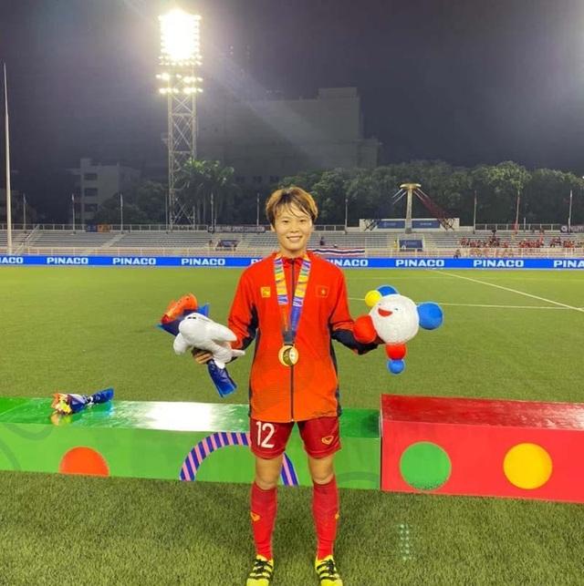 """Cánh én nhỏ của ĐT bóng đá nữ Việt Nam: """"Tết trọn vẹn là sum vầy bên gia đình"""" - 4"""