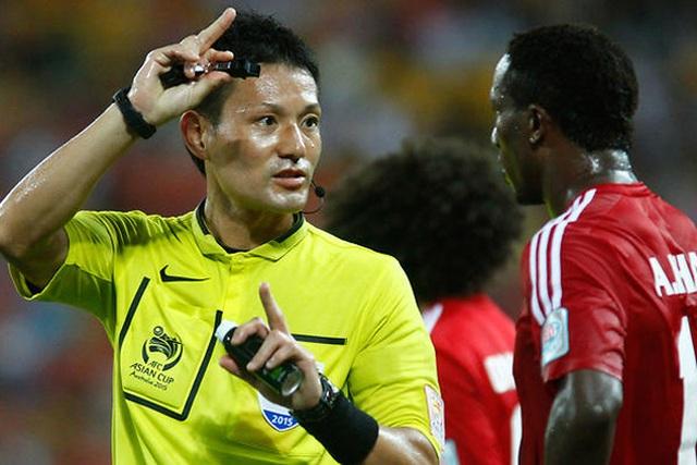 Trọng tài người Nhật Bản điều khiển trận U23 Việt Nam gặp U23 Jordan - 1