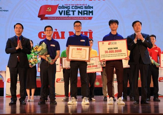 Chủ đề khởi nghiệp giúp bạn trẻ chiến thắng cuộc thi tìm hiểu về Đảng - 4