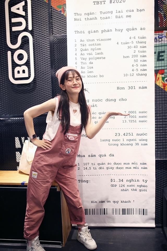 """Giang Ơi, Lê Bống chung tay lan truyền thông điệp """"xanh"""" - 2"""