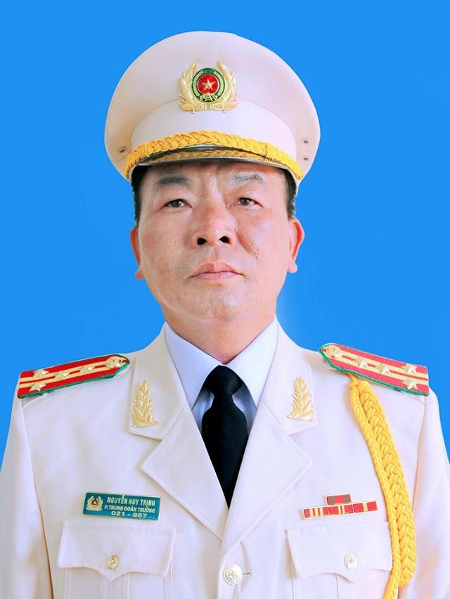 Bộ Công an thông báo lễ tang 3 cán bộ chiến sĩ hy sinh ở Đồng Tâm - 1