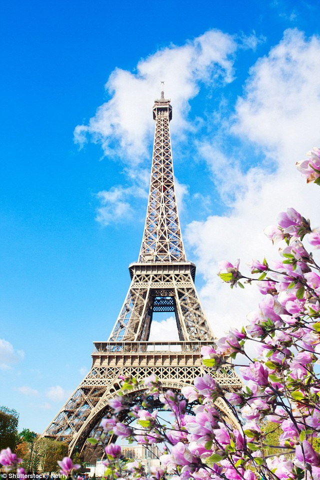 Vì sao nên đến Paris vào mùa xuân? - 1