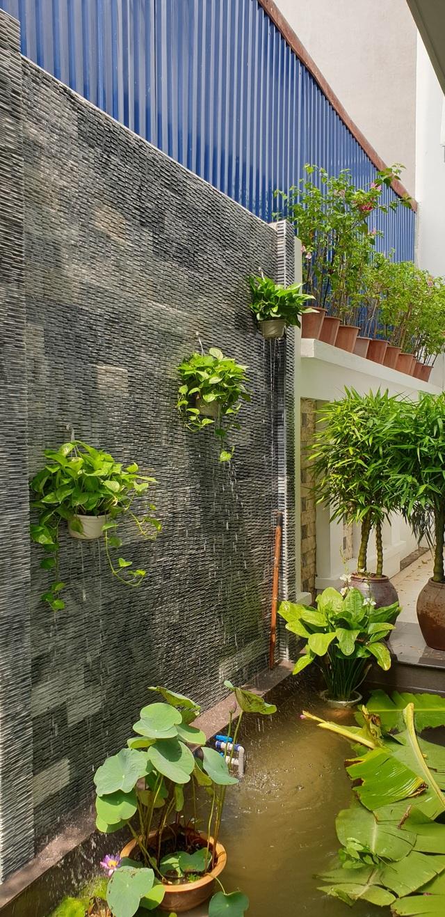 Chiêm ngưỡng ngôi biệt thự có đến 4 khu vườn xanh mát giữa lòng Hà Nội - 10