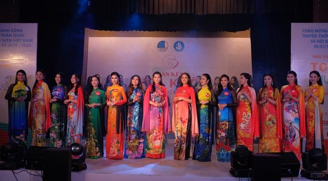 15 nữ sinh xuất sắc phía Nam lọt tiếp vào Chung kết Hoa khôi Sinh viên Việt Nam 2020 - 1