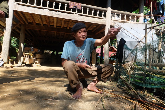 Độc đáo ngôi làng người Thái cổ nằm lọt thỏm giữa rừng ở Nghệ An - 2