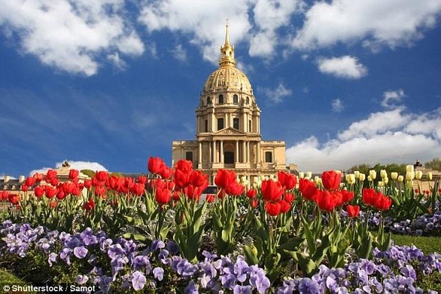 Vì sao nên đến Paris vào mùa xuân? - 2