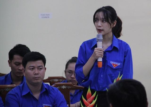 Bí thư Tỉnh ủy Bình Định: Tuổi trẻ phải xông pha và cống hiến - 2