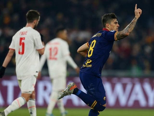 C.Ronaldo lập công, Juventus vô địch lượt đi Serie A - 2