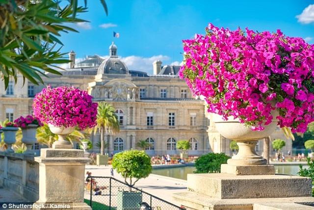 Vì sao nên đến Paris vào mùa xuân? - 3