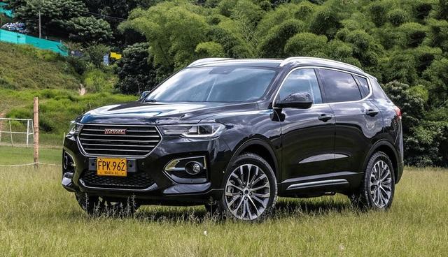 Top 10 mẫu xe bán nhiều nhất Trung Quốc năm 2019 - 4