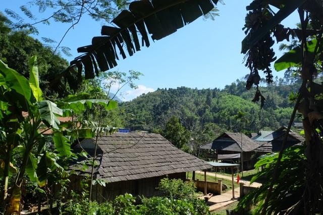 Độc đáo ngôi làng người Thái cổ nằm lọt thỏm giữa rừng ở Nghệ An - 4