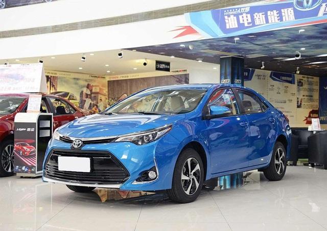 Top 10 mẫu xe bán nhiều nhất Trung Quốc năm 2019 - 5