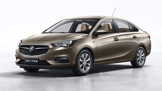 Top 10 mẫu xe bán nhiều nhất Trung Quốc năm 2019 - 9