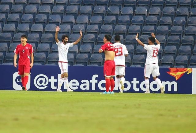 U23 UAE 2-0 U23 Triều Tiên: Khác biệt lớn ở khâu dứt điểm - 9
