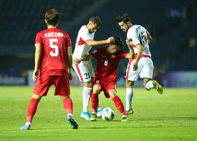 U23 Việt Nam 0-0 U23 Jordan: Trận hòa quý giá - 6