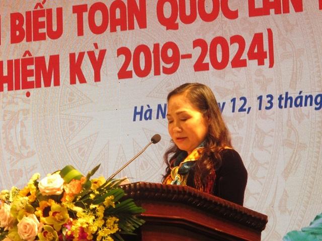 NSND Thuý Mùi đắc cử Chủ tịch Hội Nghệ sĩ Sân khấu Việt Nam - 4