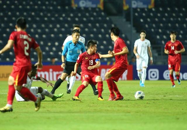 U23 Việt Nam 0-0 U23 Jordan: Trận hòa quý giá - 5