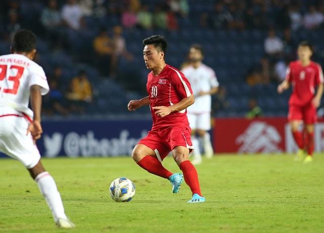 U23 UAE 2-0 U23 Triều Tiên: Khác biệt lớn ở khâu dứt điểm - 3
