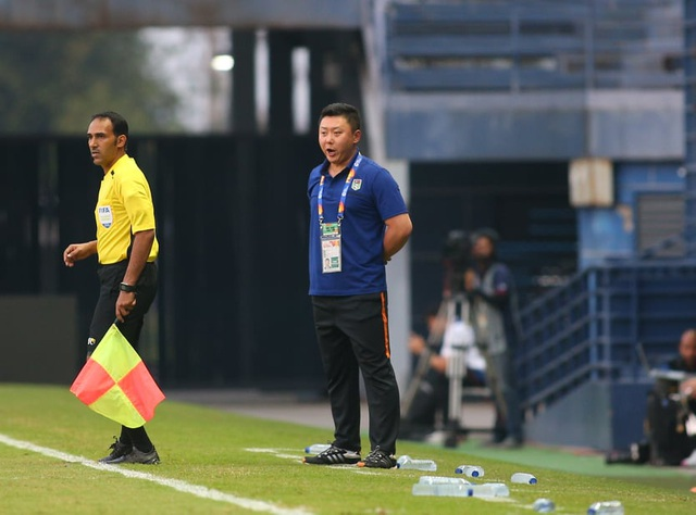 U23 UAE 2-0 U23 Triều Tiên: Khác biệt lớn ở khâu dứt điểm - 6