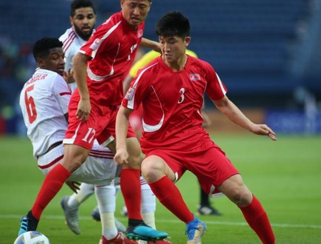 U23 UAE 2-0 U23 Triều Tiên: Khác biệt lớn ở khâu dứt điểm - 8