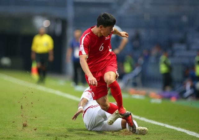 U23 UAE 2-0 U23 Triều Tiên: Khác biệt lớn ở khâu dứt điểm - 7