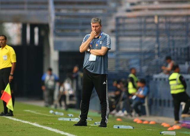U23 UAE 2-0 U23 Triều Tiên: Khác biệt lớn ở khâu dứt điểm - 1