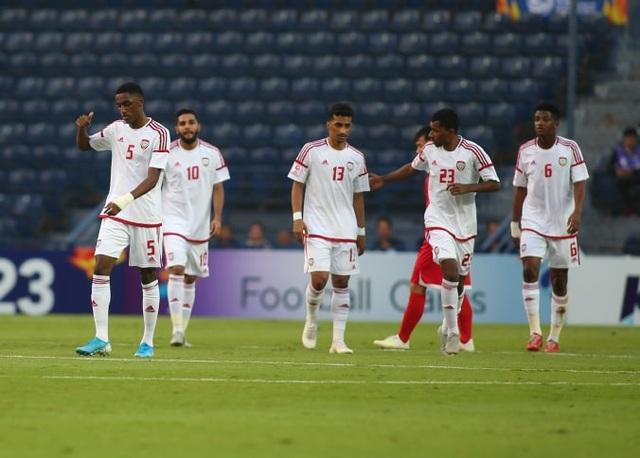 U23 UAE 2-0 U23 Triều Tiên: Khác biệt lớn ở khâu dứt điểm - 10