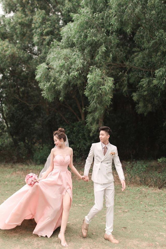 Ngắm bộ ảnh cưới tình bể bình của cầu thủ Phan Văn Đức và hot girl Nghệ An - 6