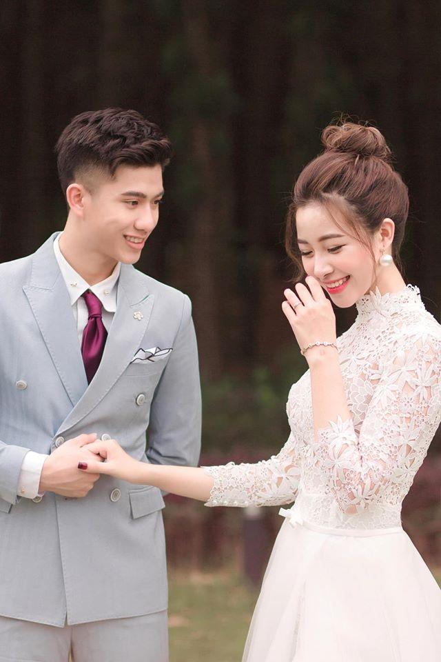 Ngắm bộ ảnh cưới tình bể bình của cầu thủ Phan Văn Đức và hot girl Nghệ An - 8