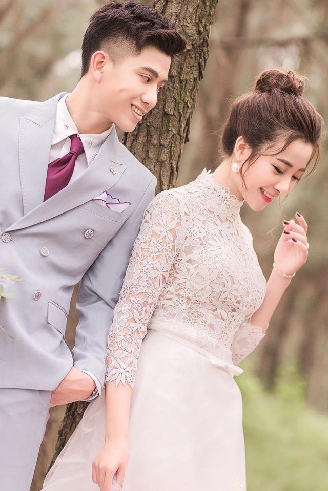 Ngắm bộ ảnh cưới tình bể bình của cầu thủ Phan Văn Đức và hot girl Nghệ An - 2