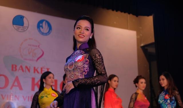 15 nữ sinh xuất sắc phía Nam lọt tiếp vào Chung kết Hoa khôi Sinh viên Việt Nam 2020 - 4