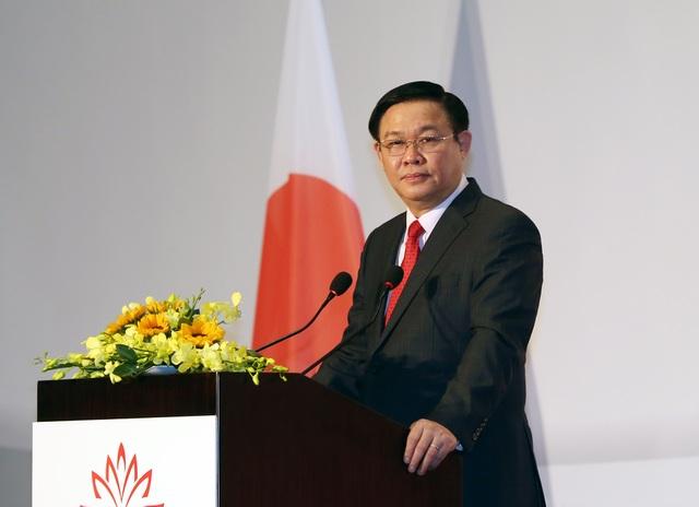 Việt Nam mong muốn Nhật Bản là nhà đầu tư tốt nhất - 1