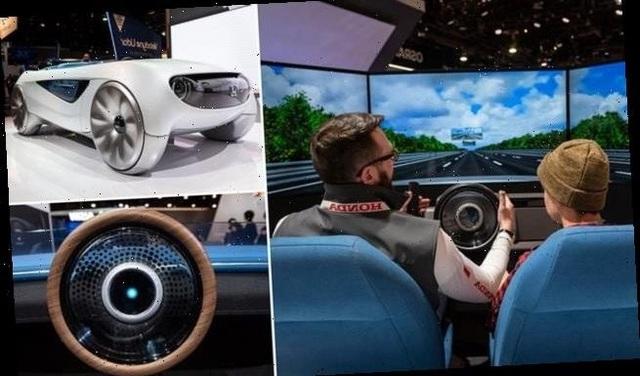 Honda Augmented Driving Concept - Gạch nối giữa hiện tại và tương lai - 7